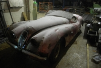 1950 Jaguar XK 120 OTS - Super early car !!!