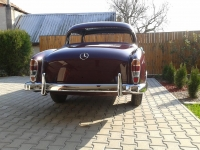 1959 Mercedes Benz Ponton 220 S Coupe with WEBASTO